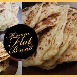 M'smen (msmen) Moroccan Flat Bread