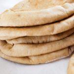 Whole Wheat Pitta Bread