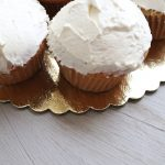 Vanilla Cupcakes with Buttercream