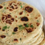 Garlic Herbed Flatbread