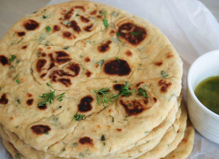 Garlic Herbed Flatbread