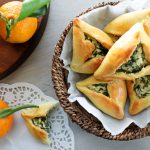 Spinach Cheese Fatayer